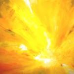 gelbes Strahlen3713